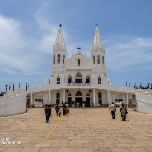 Main church Velankanni