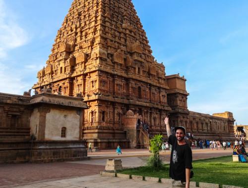 Brihadesvara temple