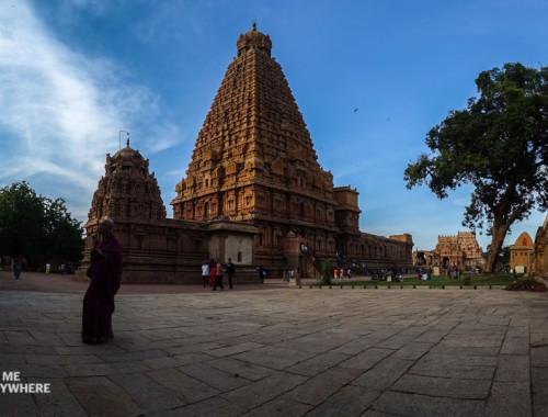 Brihadesvara panoramique