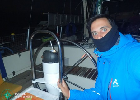 Sailing nightwatch