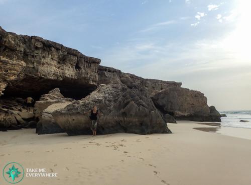 Varandinha beach