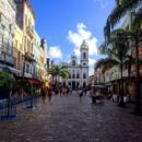 The town of Recife
