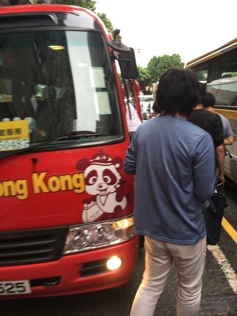 香港パンダツアー
