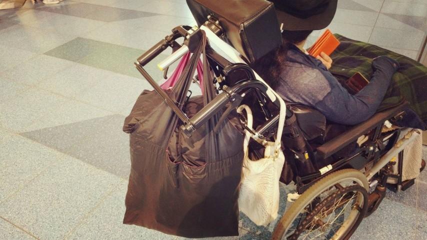 車椅子ベルギー旅行