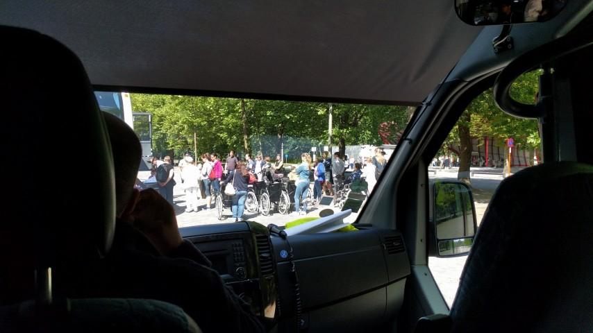 ベルギー車椅子