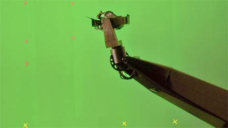 Take4D Virgin Atlantic - Wotan Motion Control Camera