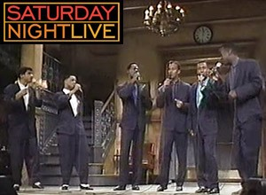 take 6 saturday night live