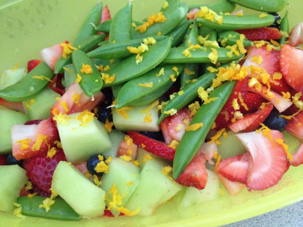 Fruity Summertime Salad