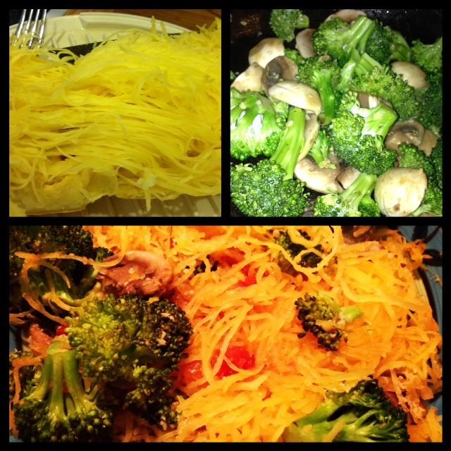 Introducing…Spaghetti Squash!