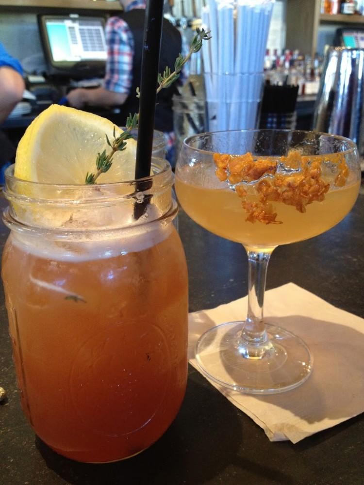 Eating & Drinking Through Miami: Yardbird, Sugarcane, Gigi
