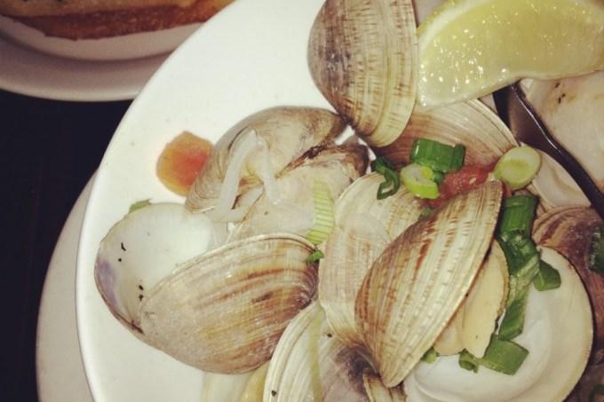 Dinner at Oceans 234