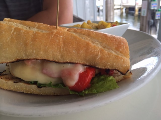 Lighthouse Point Restaurant Review: Nauti Dawg