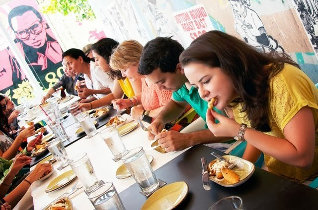#MiamiCulinaryTours Launched the #WynwoodArtDistrict Food Tour!