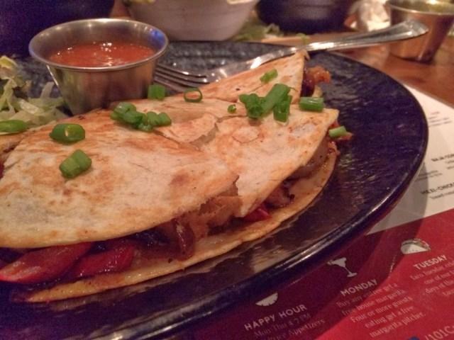 Boca Restaurant Review: 101 Cantina