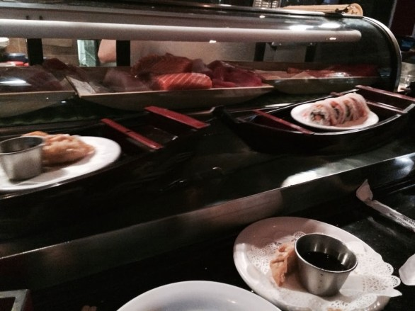 Boca Restaurant Review: Ninja Spinning Sushi Bar