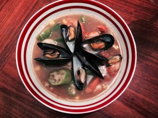 Seafood Gumbo for #SundaySupper #MardiGras