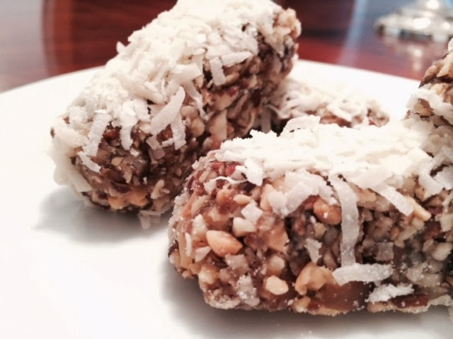 Coco-Nutty Bars for #LeftoversClub
