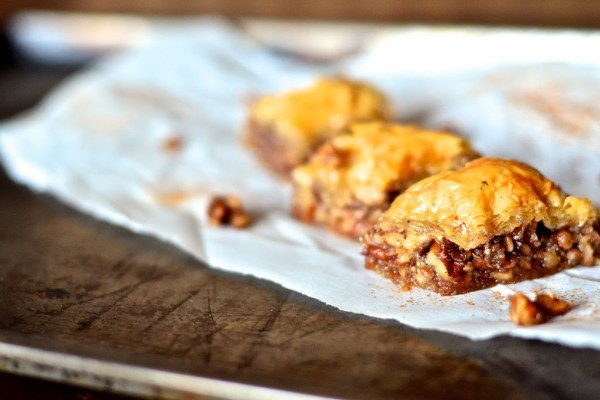 Baklava – Guest Post from The Hill Country Cook