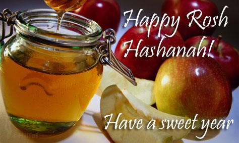L'Shana Tova – Happy New Year!