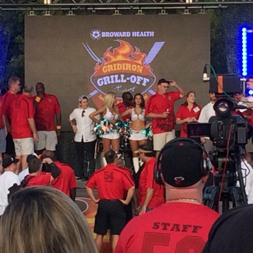 John Offerdahl's Gridiron Grill-Off Food, Wine & Tailgate Festival