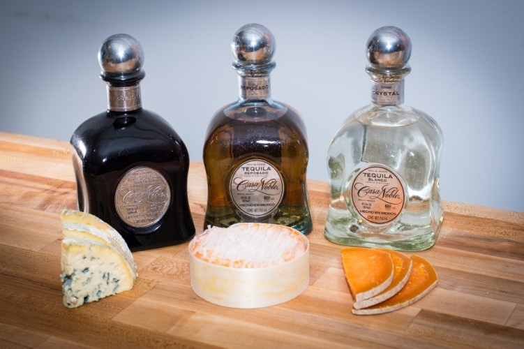 Celebrate National Cheese Lover's Day with Tequila! #TequilaFromage