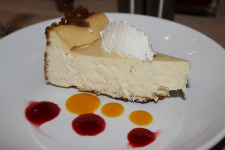 butcher block grill boca raton. goat cheese cheesecake