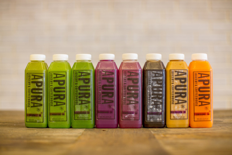 apurajuicery-10- Cold Pressed Juices