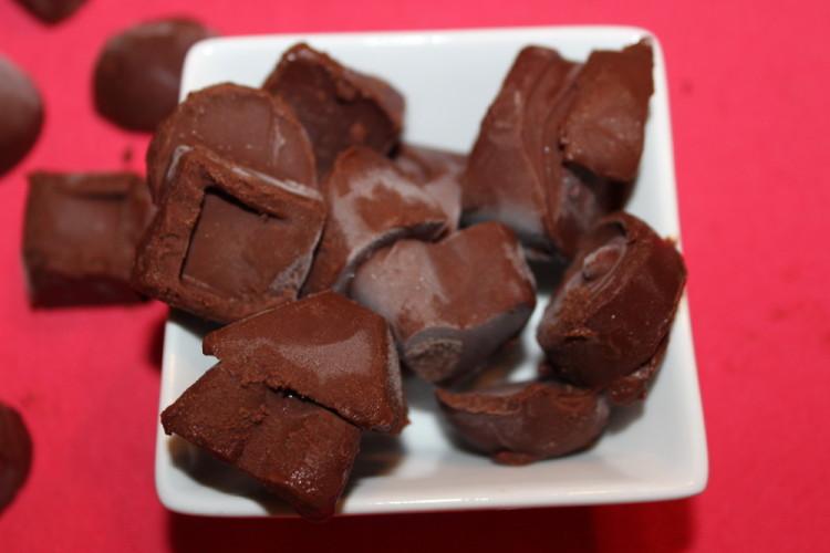Kicked Up Chocolate Truffles #allyouneedispacarichocolate #nationaltruffleday
