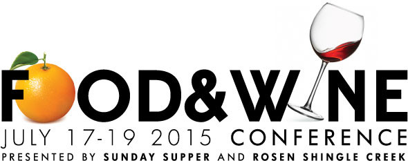 Countdown to the 2015 Food and Wine Conference #FWCon
