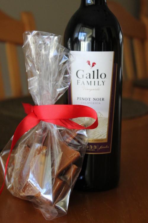 Dark Chocolate Caramel Back #SundaySupper