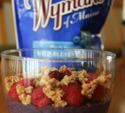 Power Berry Breakfast Bowl