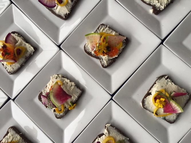 Swank Table Event at Swank Specialty Produce