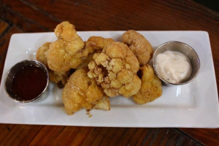 CWS Kitchen + Bar Lake Worth, Cauliflower