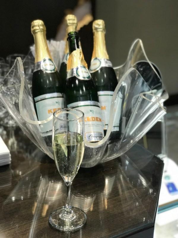Jay Feder Jewelers, Champagne