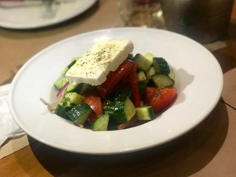 Oliv Pit Boca Raton, Greek Salad