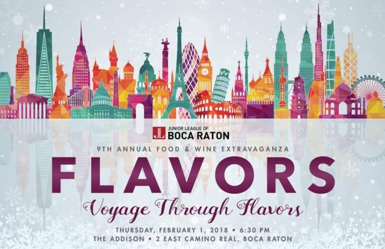 The Junior League of Boca Raton, Flavors 2018