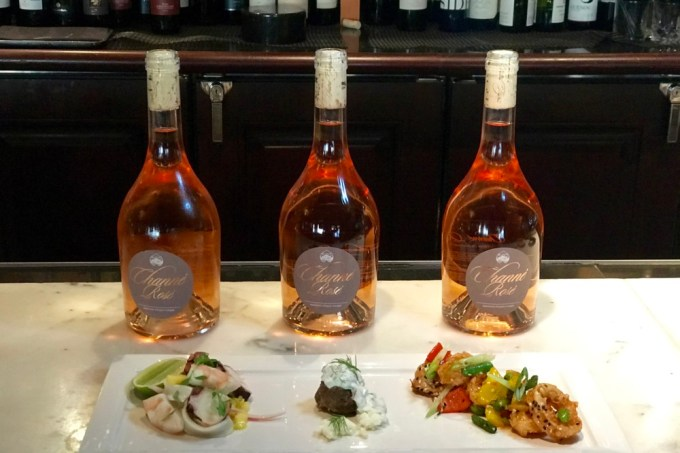 Enjoy Channé Rosé All Day at Buckhead Life Restaurants