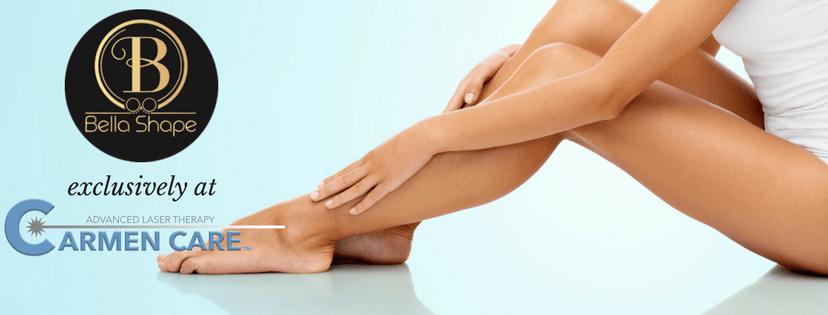 Carmen Care Advanced Laser Therapy, Bella Shape