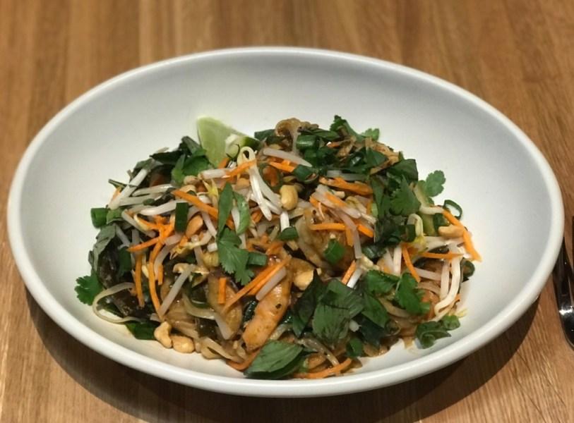 True Food Kitchen Boca Raton, Cashew Pad Thai