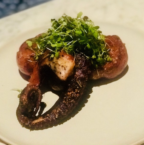 The Locale Boca Raton, Grilled Octopus