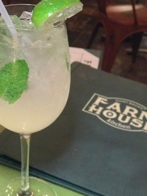 Farmhouse Kitchen Boca Raton, Cocktail