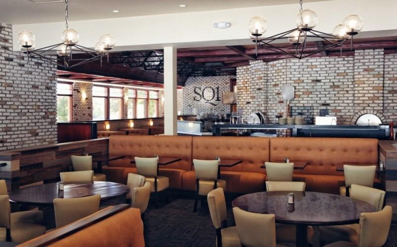 Square One Restaurant Boca Raton, Interior