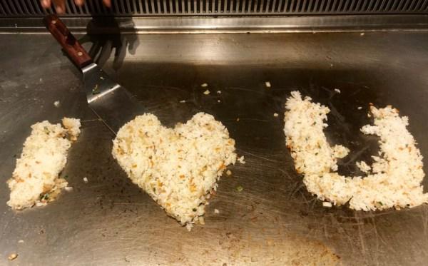 Benihana Boca Raton, Hibachi Fried Rice