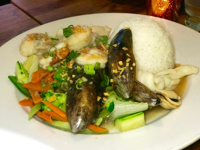 Lemongrass Asian Bistro Delray Beach, Street Wok Stir Fry