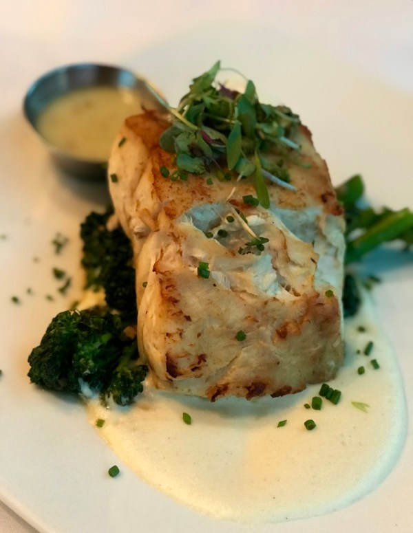 Boca Landing at the Waterstone Resort & Marina, Boca Restaurant Month Menu, Pan-Seared Grouper