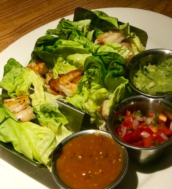 Burt & Max's Delray Marketplace, Grilled Shrimp Tacos