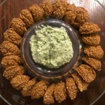 Green Goddess Herbed Tahini Dip