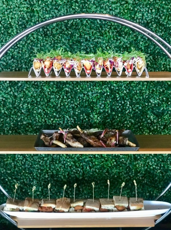 Oceans 234 Deerfield Beach Catering and Events, Mini Tacos, Lamb Ribs, Chicken Milanese Sliders