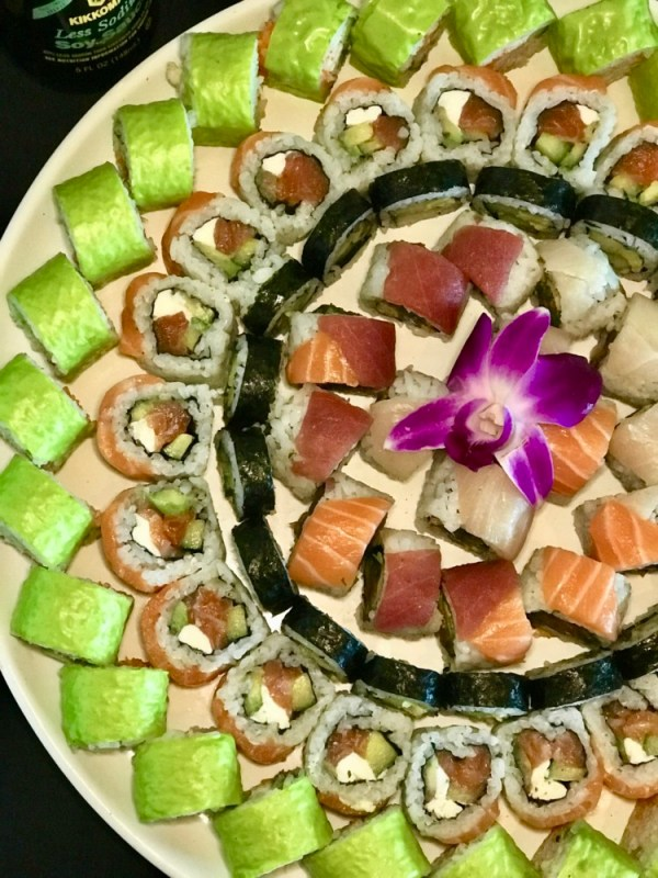 Oceans 234 Deerfield Beach Catering and Events, Sushi