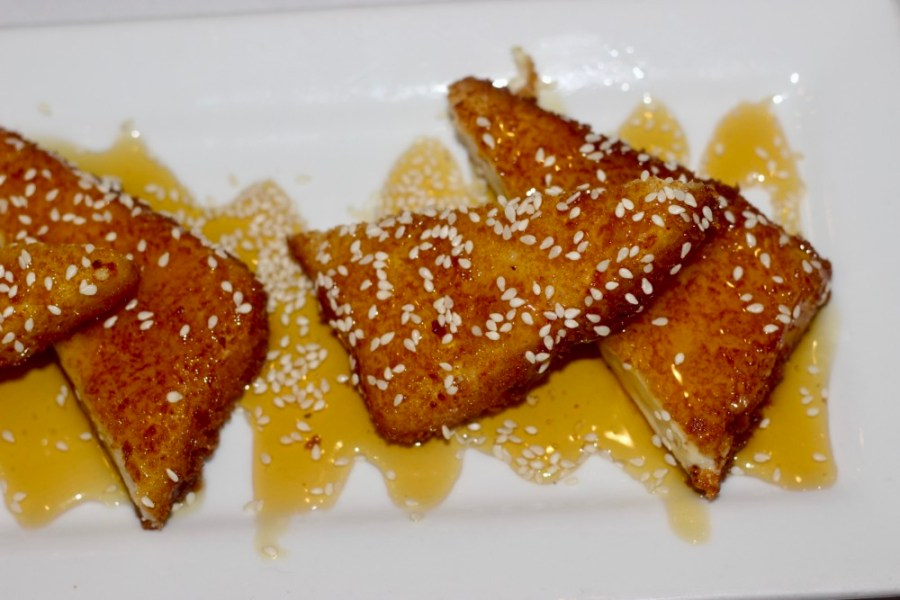Oliv Pit Boca Raton, Crispy Fried Feta